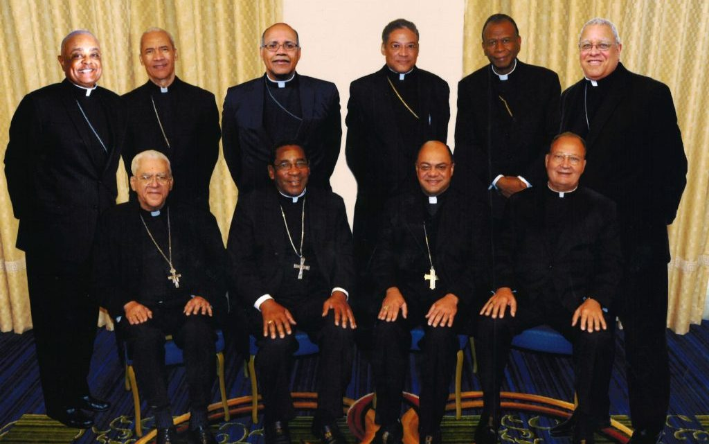 Collection of Statements and Responses from the Active Black Catholic Bishops of the United States on the Death of George Floyd, the Recent Racial Issues, and the National Protests (As of June 8, 2020)
