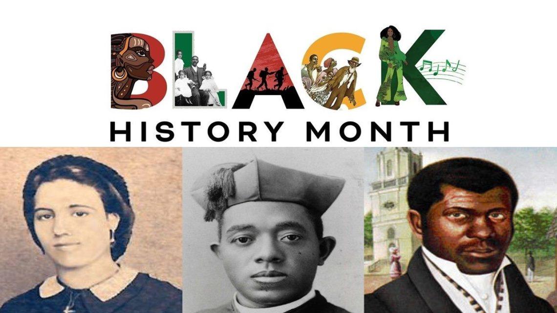 Happy Black History Month 2021!