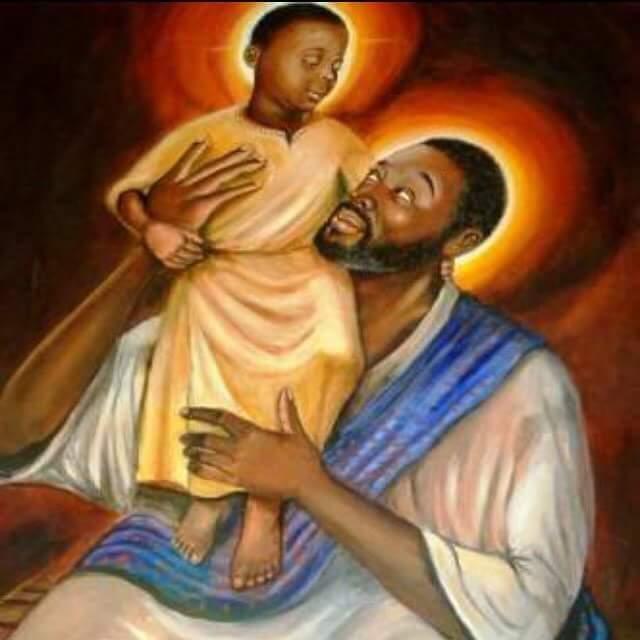 Happy Solemnity of St. Joseph, Husband of Mary! Patron of BLACKCATHOLIC