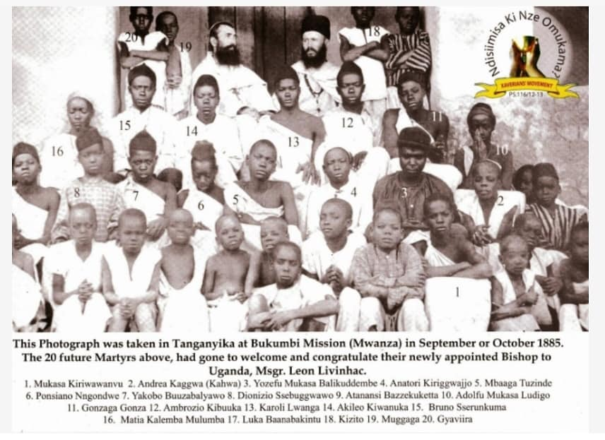 Black Catholic Saint Feast Day: St. Charles Lwanga and Companions, Ugandan Martyrs (June 3)