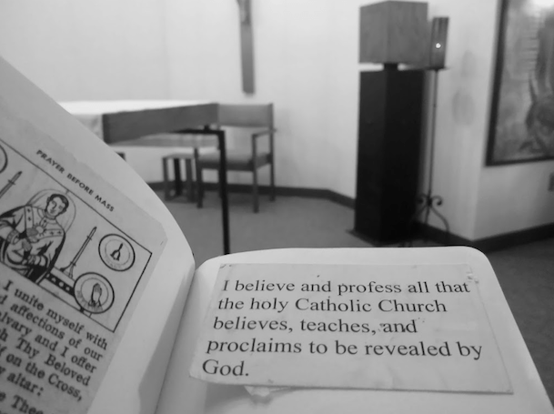 8 Years ago today I became a Catholic.