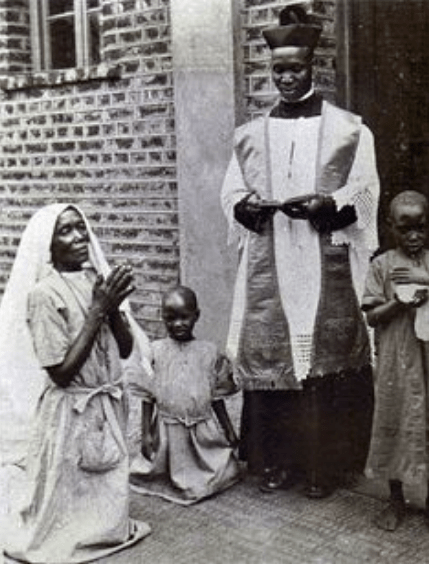 The Priesthood as an Icon of Fatherhood for the Black Community