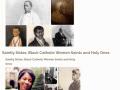 Revamped Black Catholic Saints Page