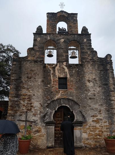 Visited Mission Espada Here in San Antonio