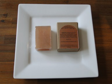 Gingersnap Glycerin Soap