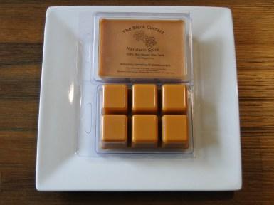 Mandarin Spice Soy Wax Tarts