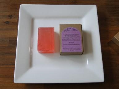 Pomegranate Cider Glycerin Soap