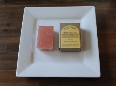 Caramelized Crimson Pear Glycerin Soap