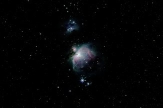 The Great Orion Nebula, M42