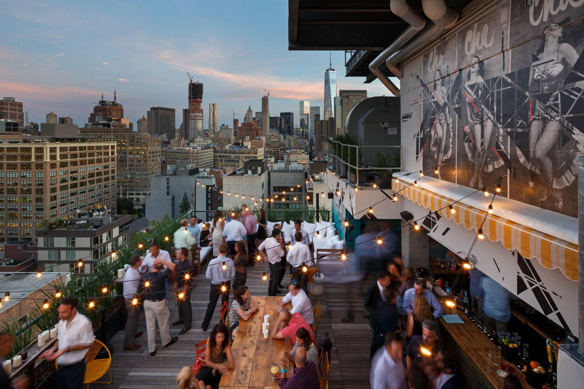 New York City Rooftop Restaurants
