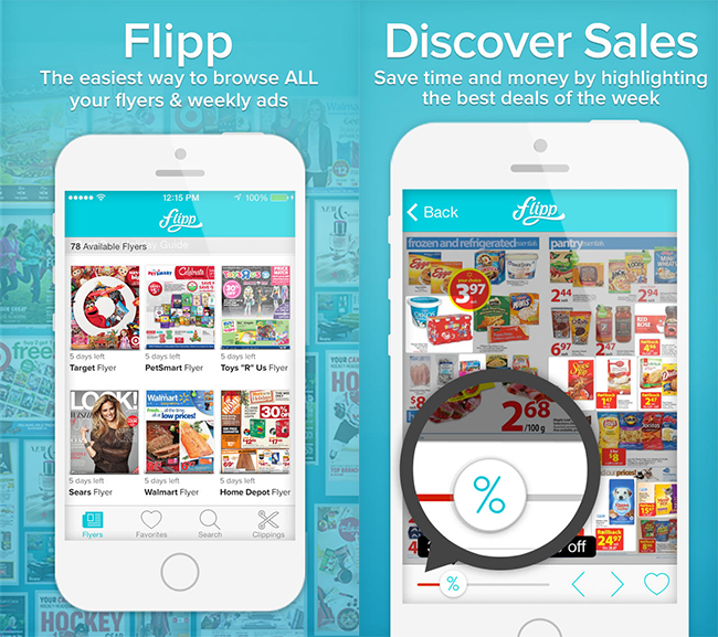 flip app for black friday