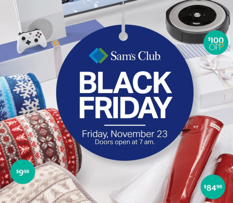 Sam's Club Black Friday 2018 Coverage: Best Deals & Sales.