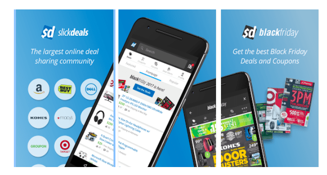 slickdeals app for black friday