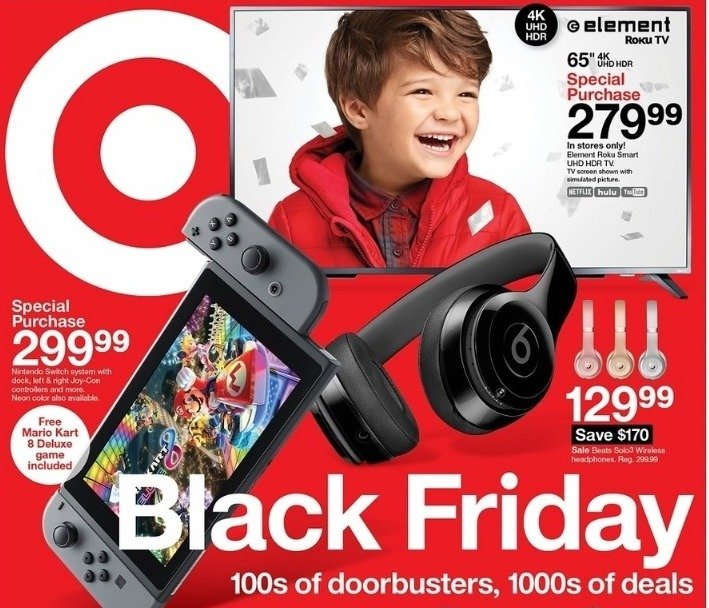 Target Black Friday 2019 Ad Leaked