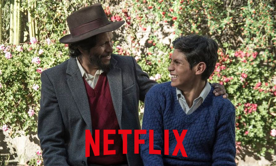 Retablo Netflix bafta film peruvian film