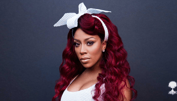 Singer K  Michelle Has Special Plans For Her Record Label