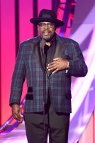 LAS VEGAS, NV - NOVEMBER 06: Actor Cedric the Entertainer speaks onstage during the 2016 Soul Train Music Awards at the Orleans Arena on November 6, 2016 in Las Vegas, Nevada. (Photo by Kevin Winter/BET/Getty Images for BET)