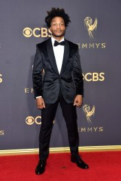 LOS ANGELES, CA - SEPTEMBER 17: Actor Jermaine Fowler attends the 69th Annual Primetime Emmy Awards at Microsoft Theater on September 17, 2017 in Los Angeles, California. (Photo by Frazer Harrison/Getty Images)