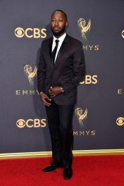 LOS ANGELES, CA - SEPTEMBER 17: Actor Lamorne Morris attends the 69th Annual Primetime Emmy Awards at Microsoft Theater on September 17, 2017 in Los Angeles, California. (Photo by Frazer Harrison/Getty Images)