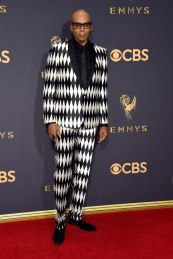LOS ANGELES, CA - SEPTEMBER 17: Actor RuPaul attends the 69th Annual Primetime Emmy Awards at Microsoft Theater on September 17, 2017 in Los Angeles, California. (Photo by John Shearer/WireImage)