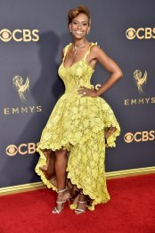LOS ANGELES, CA - SEPTEMBER 17: Actor Ryan Michelle Bathe attends the 69th Annual Primetime Emmy Awards at Microsoft Theater on September 17, 2017 in Los Angeles, California. (Photo by Jeff Kravitz/FilmMagic)
