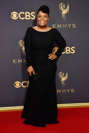 LOS ANGELES, CA - SEPTEMBER 17: Actor Yvette Nicole Brown attends the 69th Annual Primetime Emmy Awards at Microsoft Theater on September 17, 2017 in Los Angeles, California. (Photo by Frazer Harrison/Getty Images)