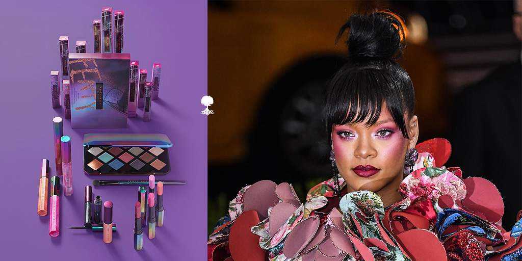 Rihanna Announced Fenty Beauty Holiday Collection Colors, Lip, Shadow & More