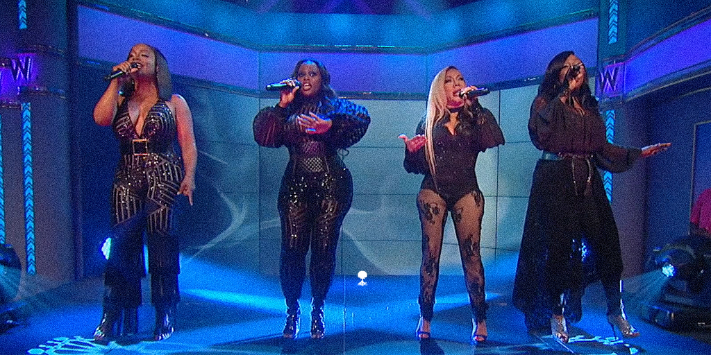 "Xscape Performed ""Understanding"" A Smashing Preview Of The Tour To Come"