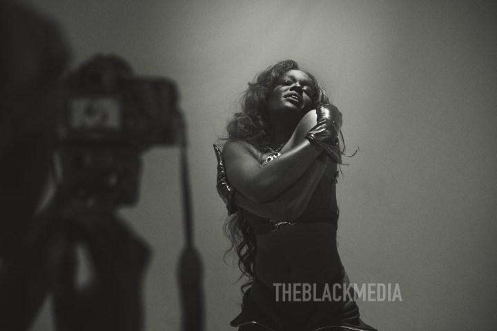 Azealia Banks Interview