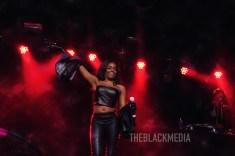 Photographer: Tahir Register © 2017 Exclusive Shot During The Masquerade Concert Azealia Banks