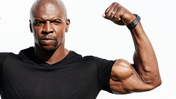 Terry Crews Molested