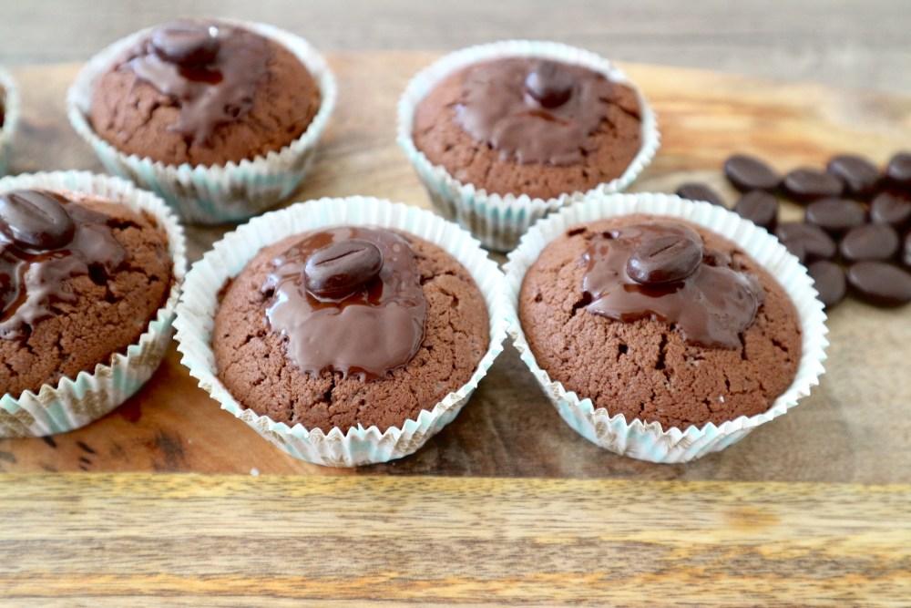 Schoko-Espresso Muffins
