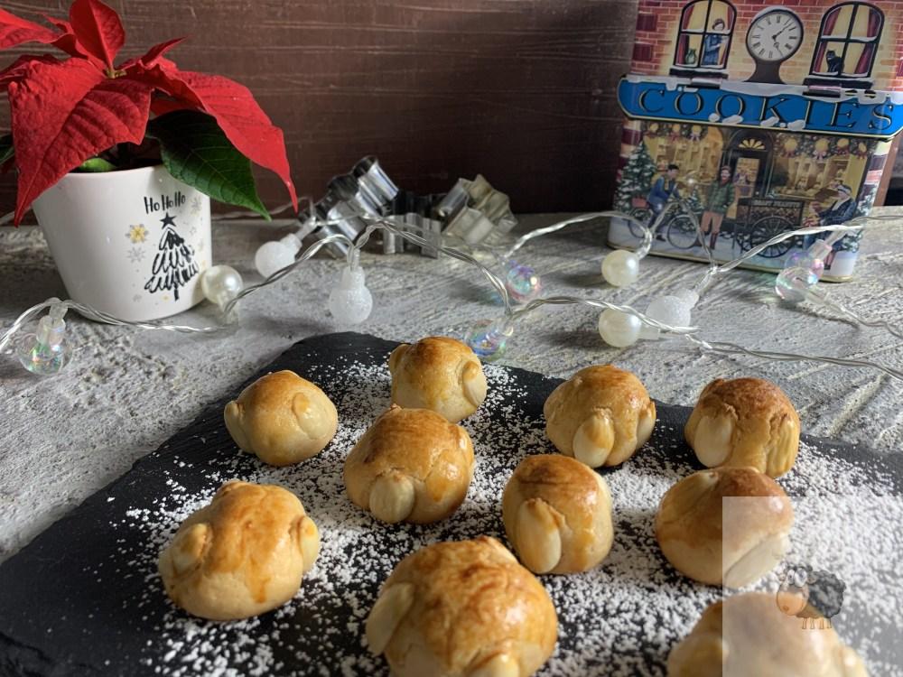 Bethmännchen - frisch aus dem Ofen