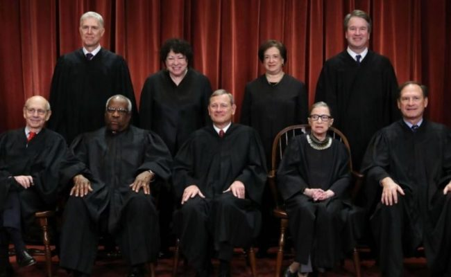 Supreme Court Shakeup Justice To Retire The Black Sphere