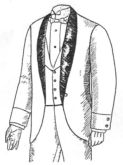 Tuxedo Origins: English Beginnings