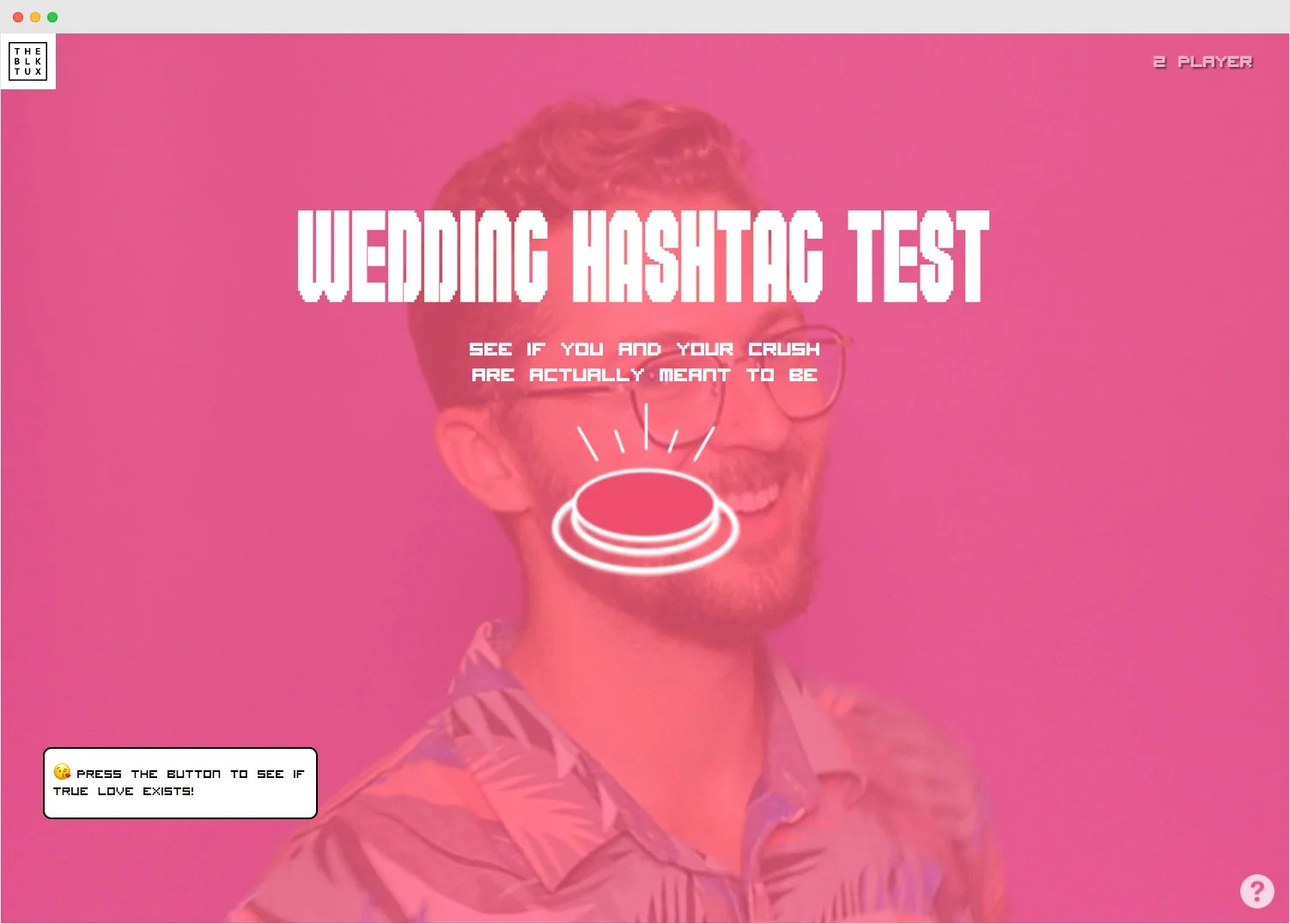 Wedding Hashtags Generator.Wedding Hashtag Generator