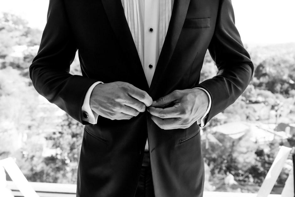Tuxedo button styles.