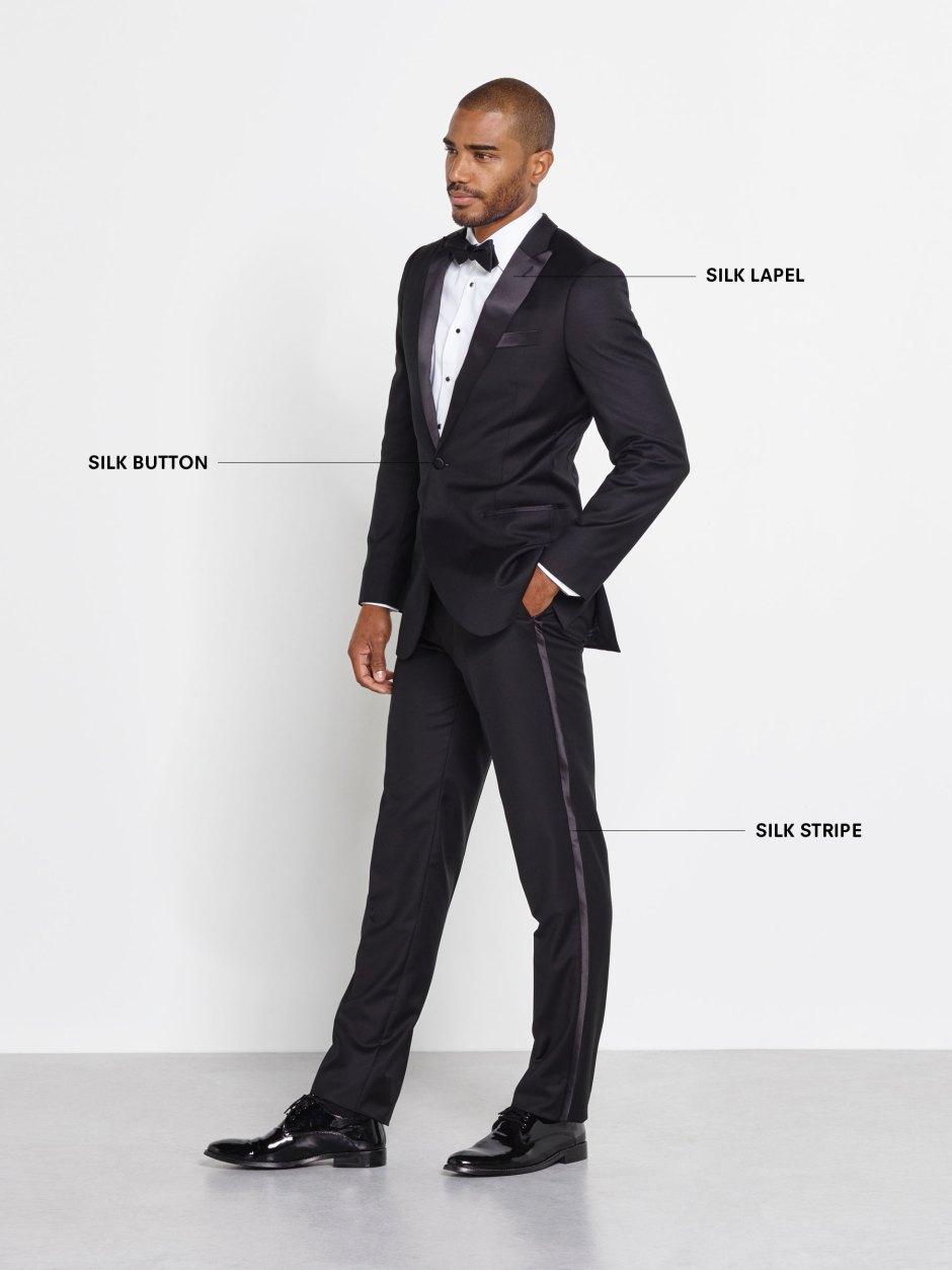 Tuxedo basics: What makes a tuxedo a tuxedo?