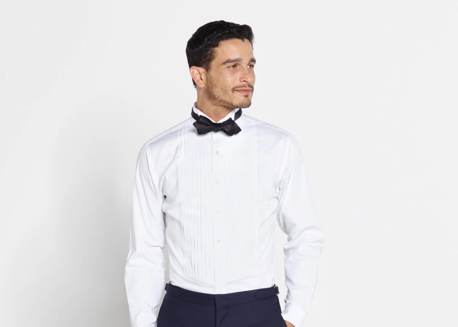 eb1cac5e159 Tuxedo Shirt Styles for 2019  A Complete Guide