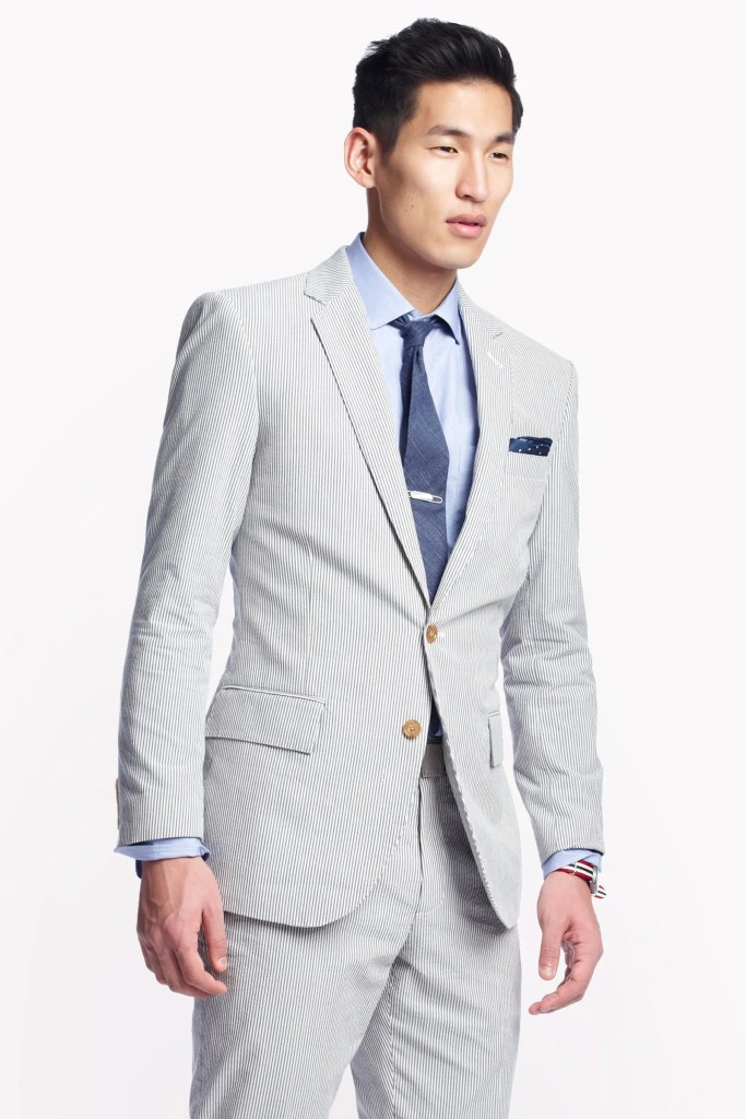 Nautical wedding attire for men