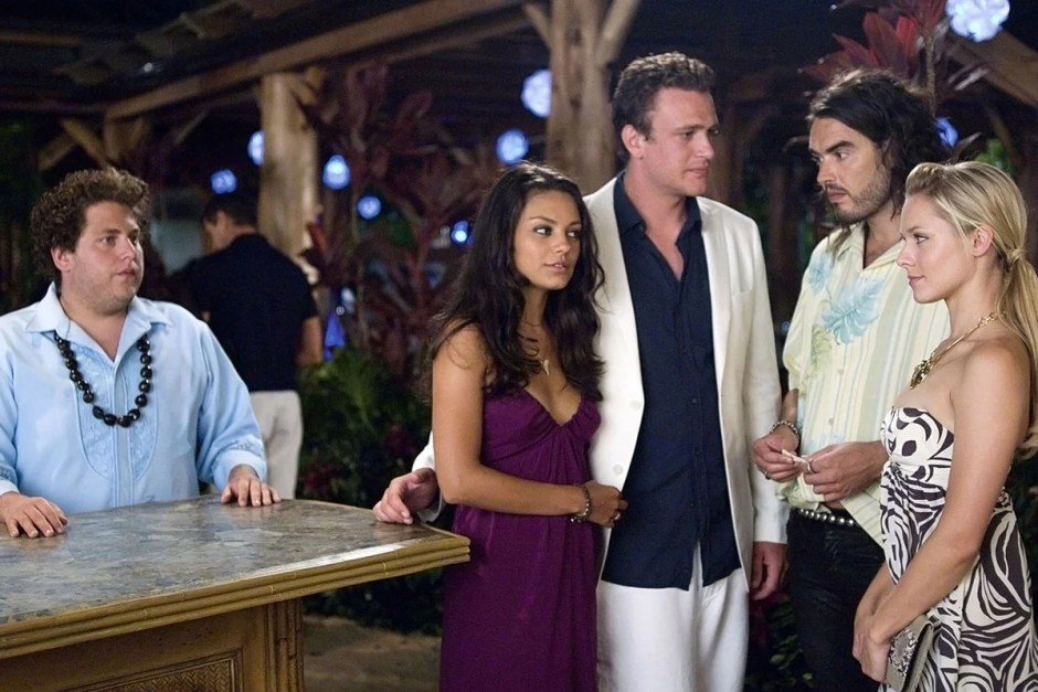 Forgetting Sarah Marshall, number 100 of our best movie weddings.