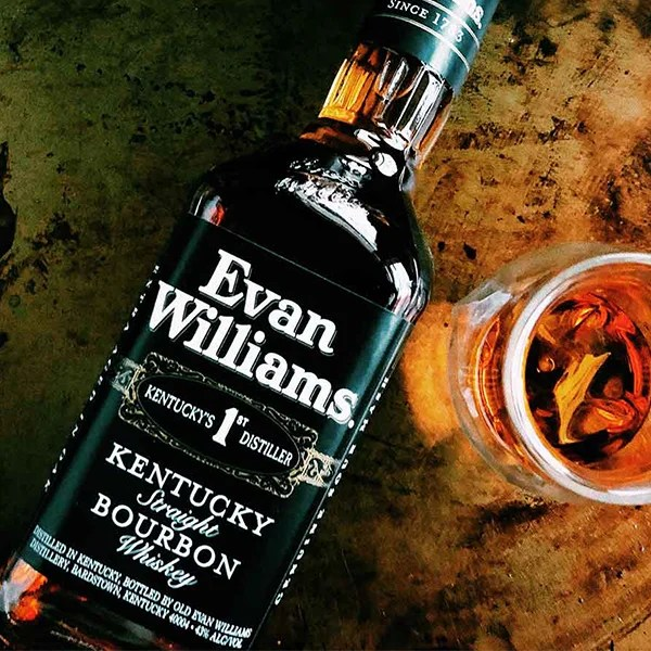 Evan Williams: An inexpensive addition to your groomsmen gifts.