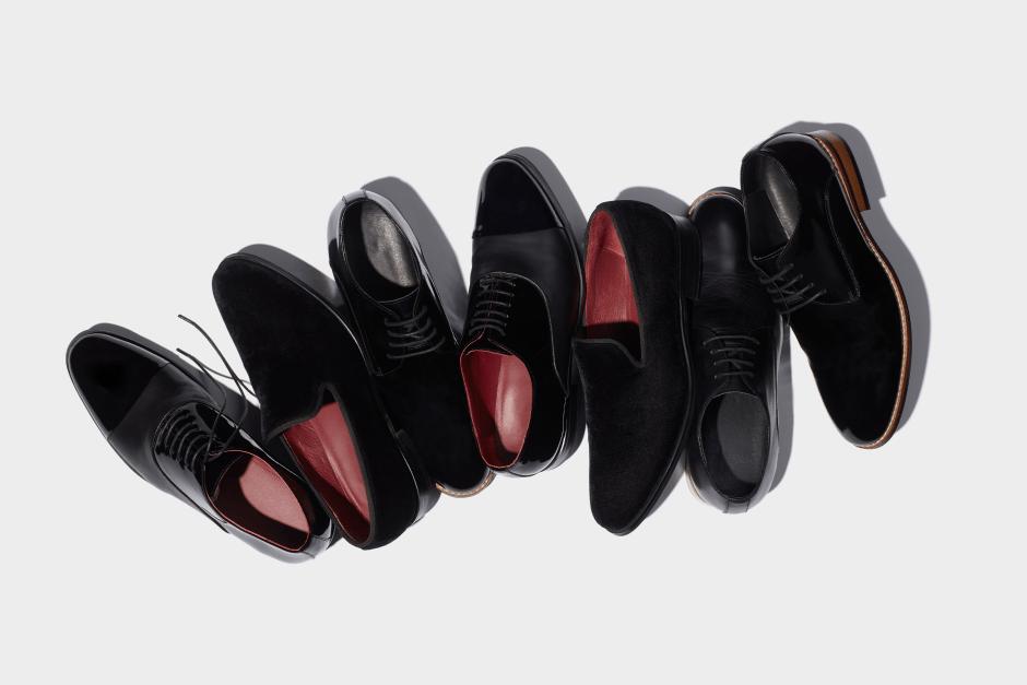 Tuxedo shoes vs suit shoes