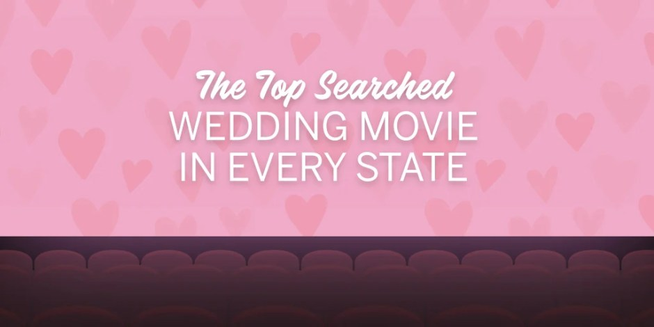 Most Popular Wedding Movies in Each State