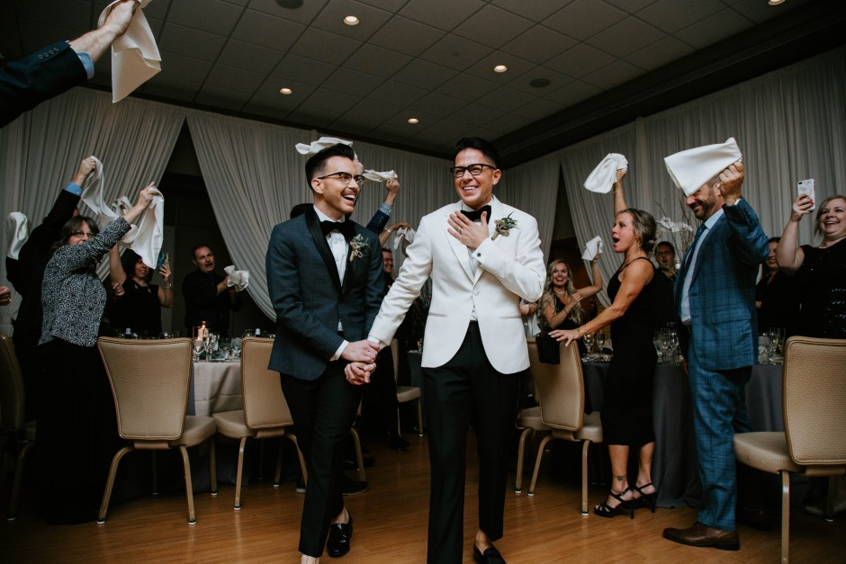 10 Same-Sex Couples Share Their Best Wedding Advice | The