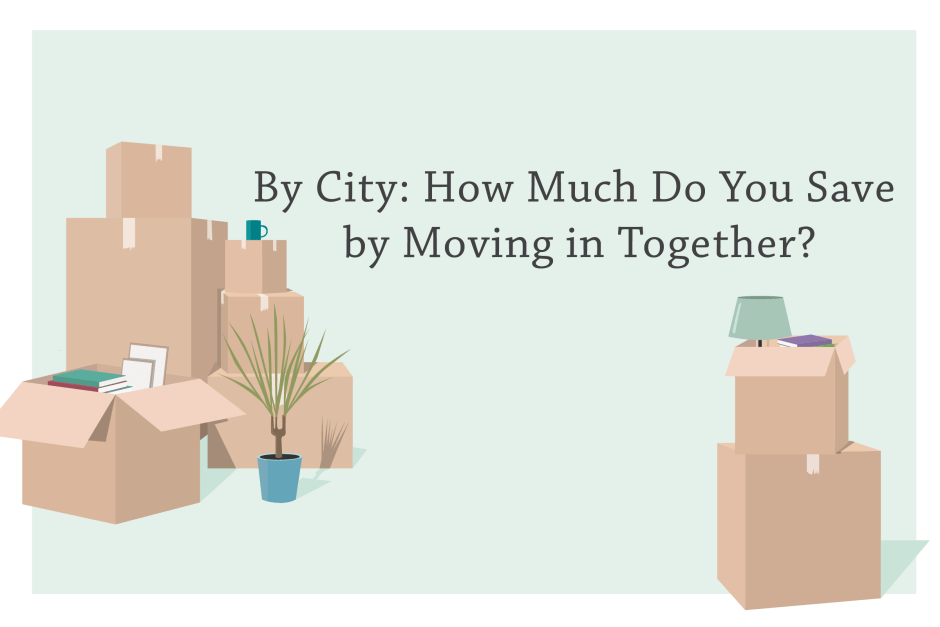 How Much Do You Save by Moving In Together Title