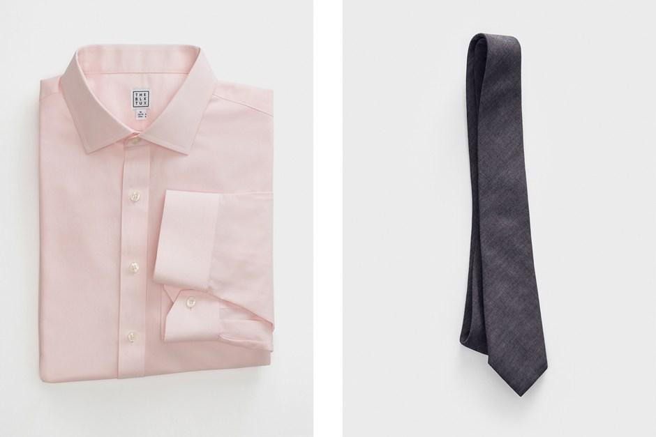 groomsmen tie for casual dress code