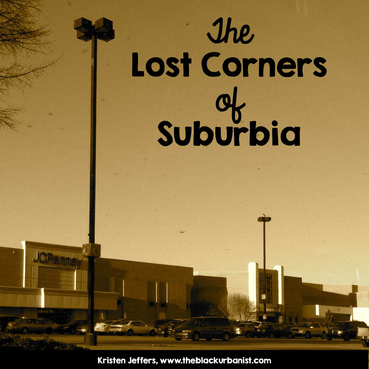 The Lost Corners of Suburbia