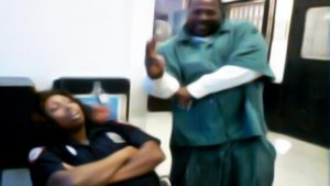 Rikers officer busted sleeping on job