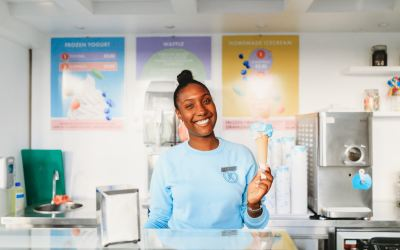 On Ice: Black-Owned Ice Cream Parlors